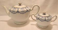 Okura Art China Japan Porcelain OKU9 Tea Pot/Lid Sugar Bowl/Lid Gorgeous !!!!