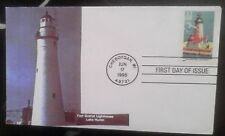 First day of issue, 1995 Lighthouses, Spectacle Reef , # 2971