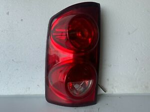 2008 Dodge Ram 1500 Rear Left Driver Side Tail Light Lamp OEM LH
