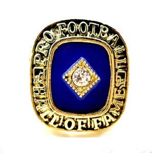 Buffalo Bills Jim Kelly Hall of Fame Championship Ring NFL