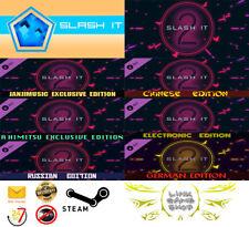 Slash It + Slash It 2 + 6 DLC PC & Mac Digital STEAM KEY - Region Free