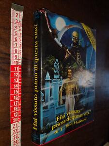 GG LIBRO: HAI VISSUTO PRIMA DI QUESTA VITA? DI L.RON HUBBARD NEW ERA PUBLICATION