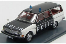 "VOLVO 145 ""Polis"" Sweden 1971 1:43 Neo scale models NEO49523"