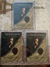 Vampire Diaries Season One Stefan Salvatore Wardrobe Costume Card M1