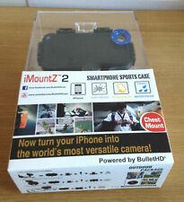 Maptaq IMountz 2 iPhone 5/5S Waterproof Sport Enclosure Case Chest Fish Eye Lens