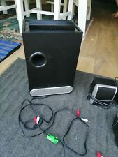 Used  home cinema sound system