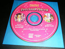 Fisher-Price Precious Places (DVD, 2009) - Disc Only!!!!!