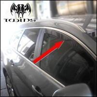 Deflettori Antiturbo Oscurati Opel Astra J 5 porte berlina e Sports Tourer SW