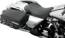 Harley Davidson Road King Efi - Seat Solo avant Vinyl Noir - Résistance Speci