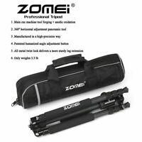 Camera Tripod,Carbon Fiber Portable Tripods with Ball Head Compact Z818C ZOMEi