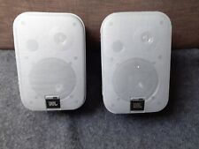 JBL Control One Kompakt Lautsprecher - Silber