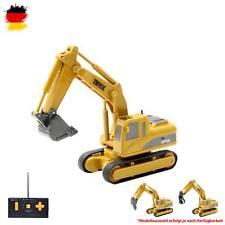 RC ferngesteuerter Mini Radlader, Raupen-Bagger, Baustellen-Fahrzeug, LKW, Auto