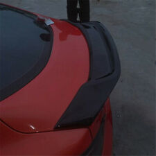 Carbon Fiber R Style Rear Spoiler Lip Wing For Hyundai Genesis Coupe 2009-2012