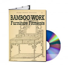 BAMBOO WORK Furniture Fitments ON CD PDF