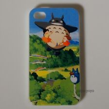 My Neighbor Totoro Hard Phone Case for Apple iPhone 4 4S 4G iphone4 iphone4s