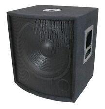 "NEW 15"" SubWoofer Speaker.Pro Audio.700w.DJ.PA.Woofer.8ohm.fifteen inch BASS sub"
