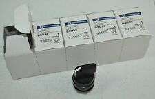Square D 3-Position Maintained Black Selector Switch Lot of 5 Model# D3G3S