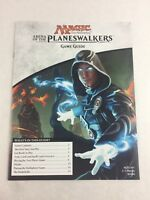 Magic The Gathering Arena of the Planeswalkers Game Guide Manual Only