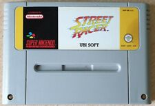 Street Racer PAL Cartridge Only for Super Nintendo/SNES from Ubisoft
