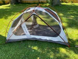 REI Half Dome 2 Backpacking Tent lightweight Hiking