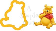 Pooh Cookie Cutter