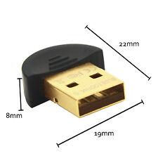 Mini USB Bluetooth Adapter V 4.0 Dual Mode Wireless Dongle CSR 4.0 Win7 /8/XP L