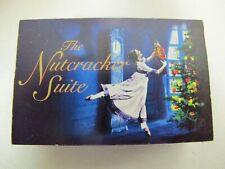 MR CHRISTMAS NUTCRACKER SUITE MUSCIAL ANIMATED MATCHBOOK MINI BOX