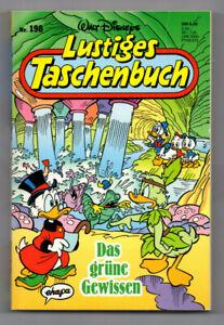 LTB 198 LUSTIGES TASCHENBUCH - DISNEY - MICKY MAUS - DONALD DUCK - DAGOBERT