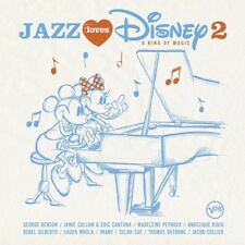 Bastien Ballaz - Jazz Loves Disney, Vol. 2: A Kind of Magic