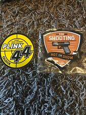 GLOCK Patch And Sticker DECAL Las Vegas 2020 Shot Show!!