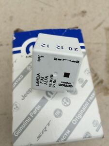 13 - 16 Fiat 500 Electrical Maxi Relay OEM NEW LANCIA ALFA ROMERO PT# 68200486aa