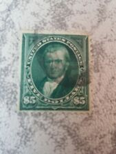 1895 US - 5 Dollar John Marshall Briefmarke Scott #278 Mi:115