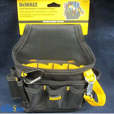 Electrician Tool Pouch Bag Pocket Organizer Carpenter Contractor Storage Belt