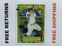 2019 Topps Archives Future Stars RC #94FS-17 Luis Urias San Diego Padres