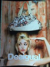 Mini Catalogo Catalog look book fashion style Desigual S/S 2013 borse bag