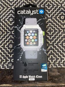 Catalyst CATIWATGRE Waterproof Case for 42mm Apple Watch Series 1, Green Pop