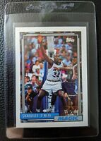 1992 93 TOPPS #362 SHAQUILLE O'NEAL ROOKIE CARD RC ORLANDO MAGIC HOF GEM MINT