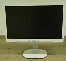27 Zoll LED Monitor Phillips in weiß