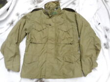 GENUINE US Army ISSUE early type M65 M 65 FIELD COAT jacket VIETNAM WAR OG107 M