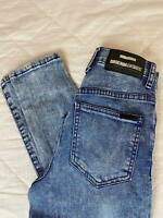 Dr Denim Jeansmakers Women's Slim Blue Denim Jeans Sz 25/32 A17 ~Free AU Post!
