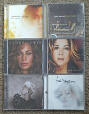Lot of Female Artists Music CDs