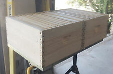 Deep Bee Hive Body - Brood Box - Honey Super - Bee Box - 3 Day Priority Shipping