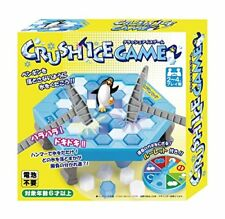New Penguin Balance crush Ice Cube Game Home Party Very popular Japan