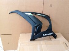 11 - 13 2011 - 2013 KAWASAKI ZX10 ZX10R OEM LEFT LOWER FAIRING PLASTIC