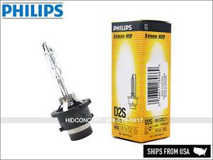 Genuine PHILIPS OEM 4300K D2S 85122 HID XENON Headlight bulb 35W DOT Germany 1PC