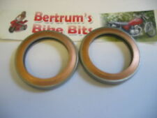 YAMAHA RD TZR 250  350 LC YPVS COPPER  EXHAUST GASKETS (set of 2)