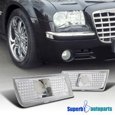 For 2004-2010 Chrysler 300 300C Side Marker Lamps Turn Signal Lights
