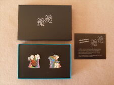 London 2012 Wenlock & Mandeville Limited Edition Pin Badge Boxed Set
