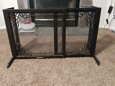 Frontgate Fireplace Screen