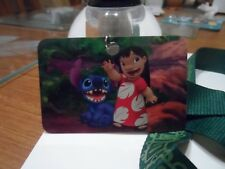 Lilo & Stitch Disney Trading Pin Lanyard - Brand New